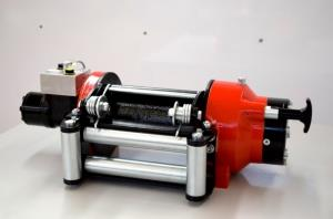 Hammer winch HMW 5.0 лебедка гидравлическая