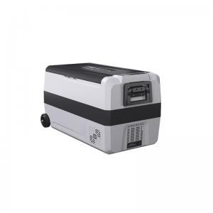 Холодильник автомобильный ALPICOOL серия T (36 л) 12/24/220 В (зона заморозки/охлаждения)