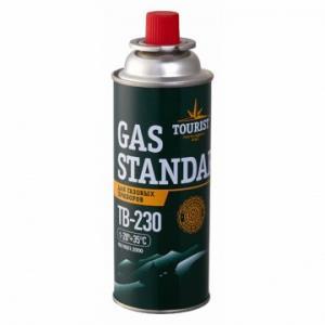 Баллон газовый цанговый STANDARD для портативных приборов 230 г.