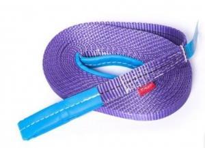 Удлинитель лебедочного троса 4т. 15м. (Ширина 30 мм)