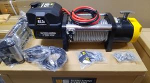Winching ETALON 9500 лебедка электрическая 12В