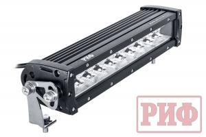 Фара светодиодная комбинированного света РИФ 310 мм 100W