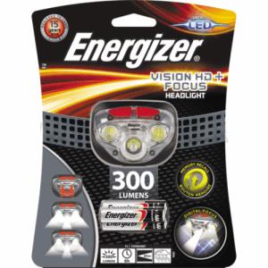 Фонарь Energizer HL Vision + Focus ENR налобный
