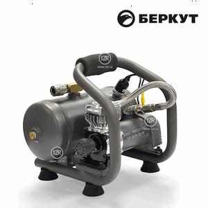 Пневмосистема BERKUT SA-03 компрессор 9 атм с ресивером 2,85 л