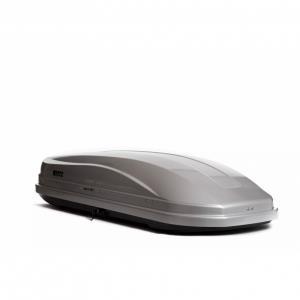 Бокс автомобильный Магнум 330 (серый) (1850х600х420)