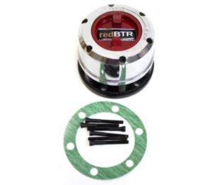 Колесные хабы, механический, для KIA Sportage, Frontier, Besta redBTR (усиленные)