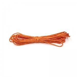 "Шнур светоотражающий ""СЛЕДОПЫТ"", d-4 мм, L-10 м, оранжевый"