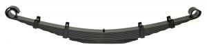 Рессора РИФ задняя УАЗ Буханка (на малолистовых рессорах) 0-300 кг лифт 50 мм