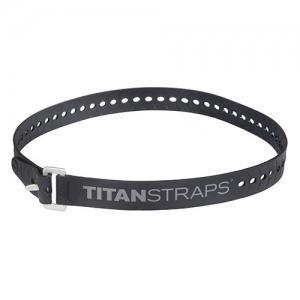 Ремень крепёжный TitanStraps Industrial черный L = 91 см (Dmax = 27 см, Dmin = 5,5 см)