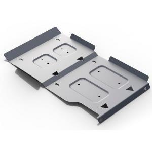 Защита КПП, РК  LADA 4x4 ВАЗ 2121 (2001-2017+) 4мм, алюминий