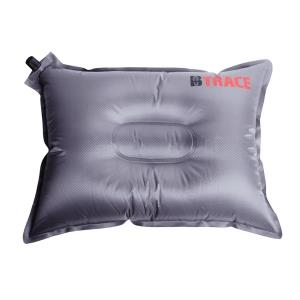 Подушка самонадувающаяся BTrace Basic 43x34x8,5 см (Серый)