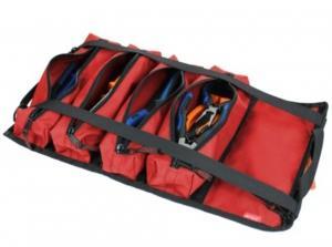 Сумка-скрутка для инструментов (оксфорд 600, красный), Tbag