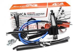 Кулиса (джойстик) КПП тросовая УАЗ-452 лифт 10-50 мм
