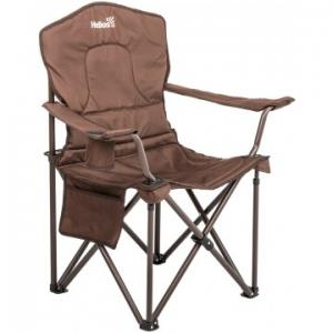 Кресло складное Helios 150 кг. коричневое