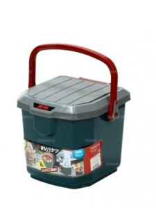 Ящик экспедиционный IRIS RV BOX Bucket 15B 34х31,5х27,5см, 15л, 100кг
