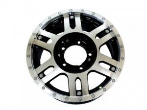 Диск колесный литой PATRIOT CITY-6 посадка 5x139.7 УАЗ размер 7х16 вылет ET 35 центральное отверстие