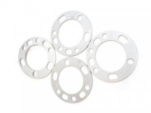 Колёсные проставки 5x139.7 и 6x139.7, D-108мм, толщина - 6 мм (0,24), алюминий