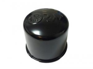 Колпак ступичный d98.5, цвет: чёрный., №209