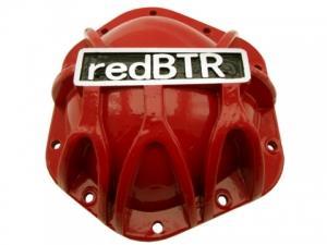 Крышка картера моста redBTR алюминиевая без пробок