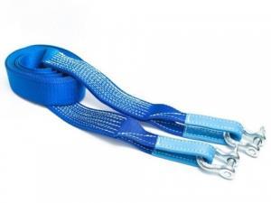 Динамический строп (рывковый) 4.5 т 6 м серия Стандарт с шаклами 2.0 т