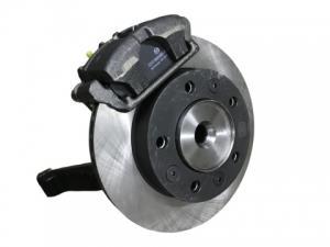 Тормоза передние вентилируемые в комплекте с суппортом ГАЗ для Lada4x4