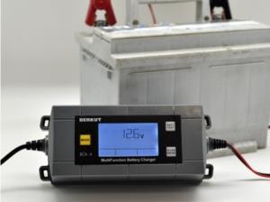 Профессиональное зарядное устройство BERKUT BCA-4