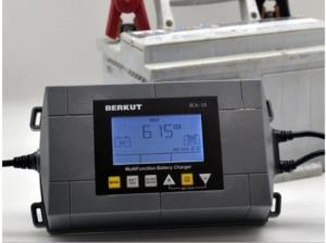 Профессиональное зарядное устройство BERKUT BCA-10