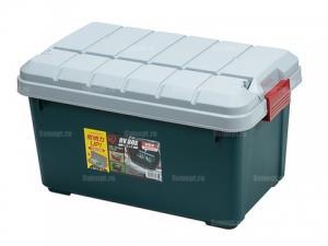 Экспедиционный ящик IRIS RV BOX 600 c двойной разделенной крышкой