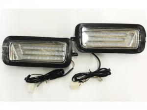 Подфарники светодиодные НИВА 2121 , 21213 , 21214  комплект (2шт)