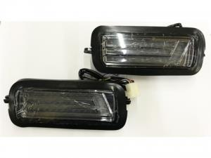 Подфарники светодиодные НИВА 2121 , 21213 , 21214 (темные)  комплект (2шт)
