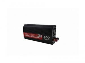 Инвертор напряжения redBTR автомобильный 12/220V 500W