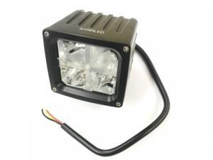 Светодиодная фара дальний свет 20W