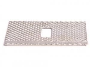 Проставка рессоры 4мм для корректировки кастора на 1 градус (ширина 63мм)