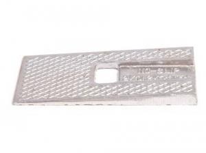 Проставка рессоры 8мм для корректировки кастора на 2 градуса (ширина 63мм)