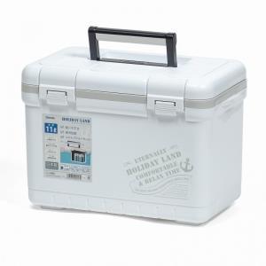 Термобокс SHINWA Holiday Land Cooler 11H белый
