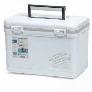 Термобокс SHINWA Holiday Land Cooler 17H белый