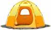 Палатка для зимней рыбалки Maverick Ice 5 (оранжевый / желтый)