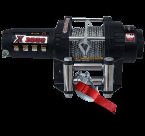 MW X3500 Лебедка для квадроцикла электрическая